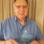 Brian CSG Award Winner