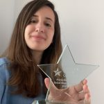 Maria CSG Award Winner