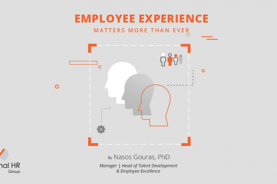 Employee experience matter more than ever